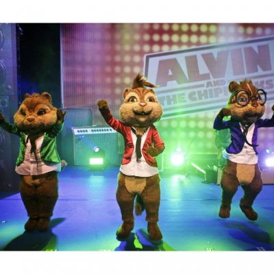Alvin and The Chipmunks: The Musical - City National Grove (LA, CA)