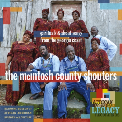 McIntosh County Shouters/ 'Spirituals & Shout Songs from the Georgia Coast'/ Smithsonian Folkways