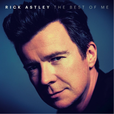 Rick Astley/ 'The Best Of Me'/ BMG