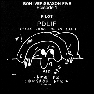 Bon Iver Release New Single, PDLIF