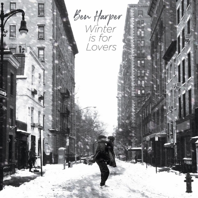 Ben Harper's Solo Lap Steel Album Winter Is For Lovers Out Today (ANTI- Records)