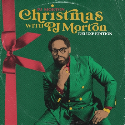 PJ Morton Releases Christmas with PJ Morton (Deluxe Edition)