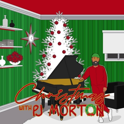 PJ Morton/ 'Christmas with PJ Morton'/ Morton Records