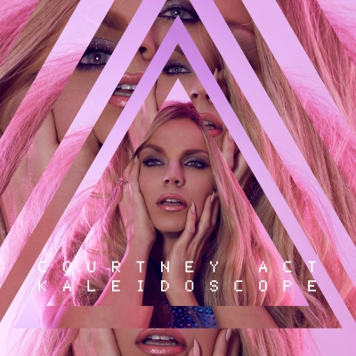 Courtney Act self-releases 'Kaleidoscope' EP