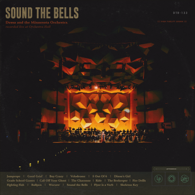 Dessa/ 'Sound the Bells: Recorded Live at Orchestra Hall'/ Doomtree Records