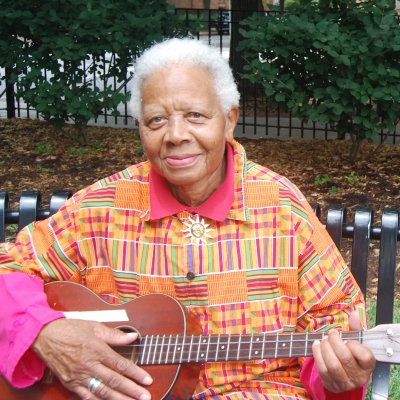 Ella Jenkins, 60 years with Folkways, is Honored by the National Endowment for the Arts