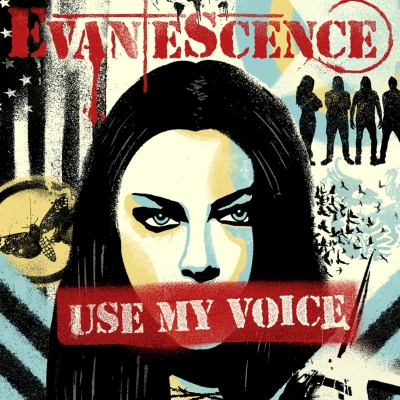 "Evanescence And Rock's Top Women Champion Empowerment With New Single, ""Use My Voice"""
