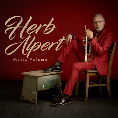 Herb Alpert's Blissful 'Music Vol. 1' is Out Today