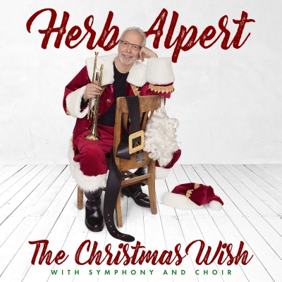 Herb Alpert/ 'The Christmas Wish'/ Herb Alpert Presents