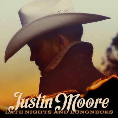 Justin Moore/ 'Late Nights and Longnecks'/ The Valory Music Co.
