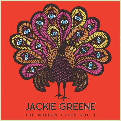 Jackie Greene/ 'The Modern Lives - Vol 1'/ Blue Rose Music/The End Records