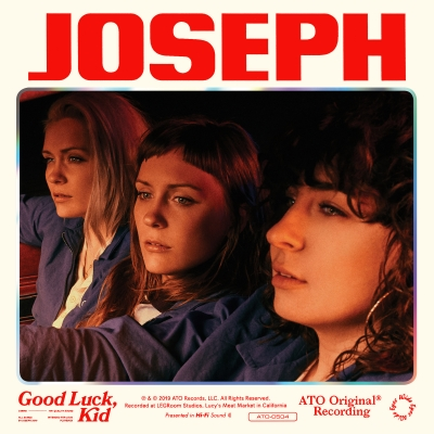 Joseph Release Good Luck, Kid Today on ATO Records