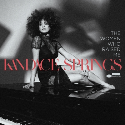 A Powerful Revelation (Downbeat): Kandace Springs' The Women Who Raised Me Out Today on Blue Note Records