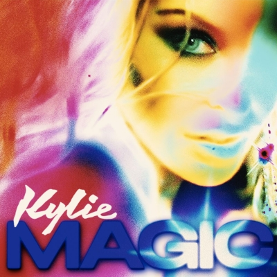 Kylie Reveals New Single Magic
