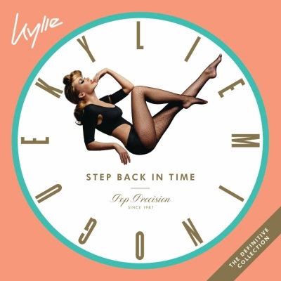 Kylie Minogue/ 'Step Back In Time'/ BMG
