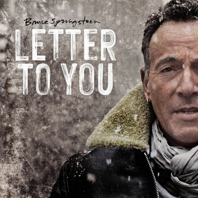 Bruce Springsteen's Letter To You, New Rock Album Featuring The E Street Band, Out October 23 On Columbia Records