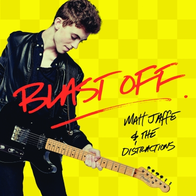 Caroline releases Matt Jaffe And The Distractions' 'Blast Off' EP