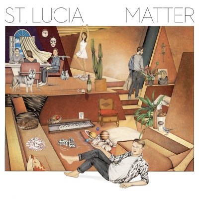 St. Lucia's New Album 'Matter' Out Today Via Columbia Records