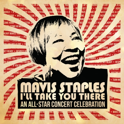 "Music Icon Mavis Staples Celebrated In New Star-Studded Live Concert Film And Record Release ""Mavis"