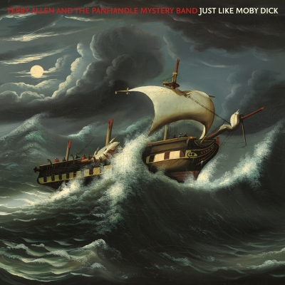 Terry Allen/ 'Just Like Moby Dick'/ Paradise Of Bachelors