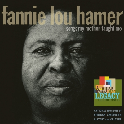 Smithsonian Folkways releases Fannie Lou Hamer's 'Songs My Mother Taught Me'