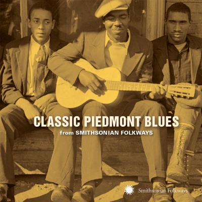 Smithsonian Folkways To Release 'Classic Piedmont Blues' Compilation March 24