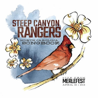Steep Canyon Rangers Honor Home State's Musical Heroes With North Carolina Songbook Live Album