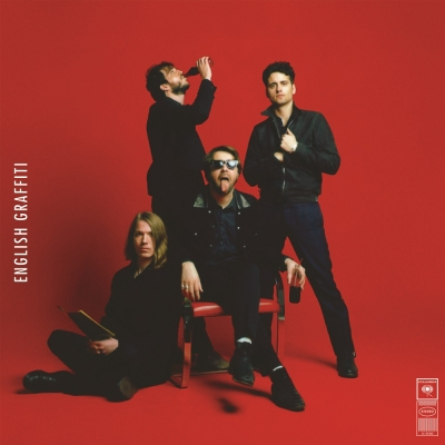Columbia Records releases The Vaccines' 'English Graffiti'