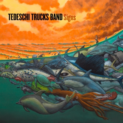 Tedeschi Trucks Band/ 'Signs'/ Fantasy Records/Concord