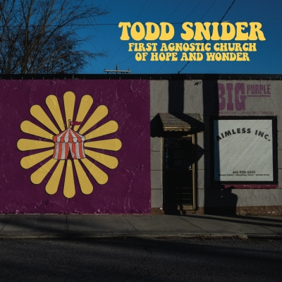 Todd Snider/ ' First Agnostic Church of Hope and Wonder'/ Aimless Records