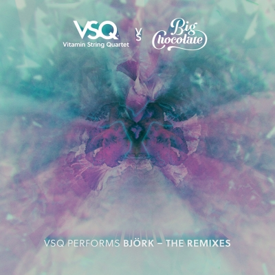 Vitamin String Quartet/ 'VSQ Performs Björk – The Remixes'/ CMH Label Group