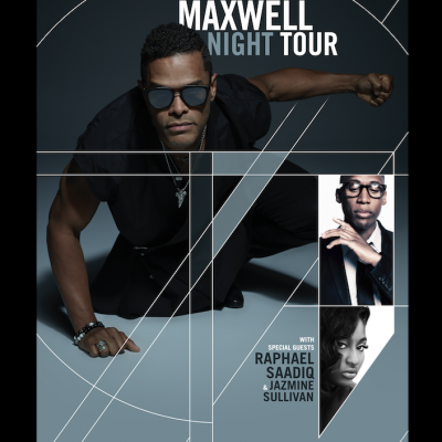 Maxwell Announces Select Run of Dates in Los Angeles, Bay Area, Las Vegas and more