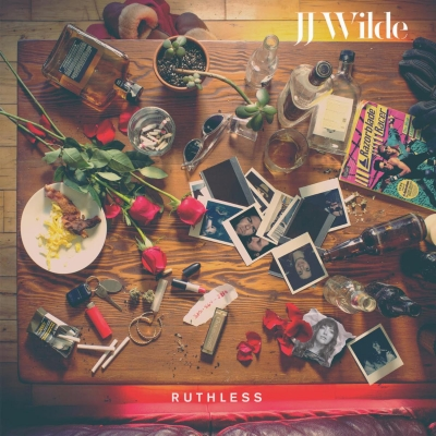 Kicking Ass And Taking Names, JJ Wilde's Debut Album Ruthless Out Now
