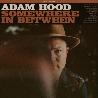 Low Country Sound's Adam Hood Sets Oct. 12 Release for Autobiographical Somewhere In Between