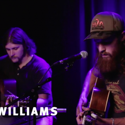 "Bud Light Launches ""Bud Light Basement"" Acoustic Performance Series with Alex Williams"