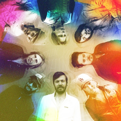 Members of Midlake, Band of Horses, Franz Ferdinand, Grandaddy and Travis Break Bread as BNQT