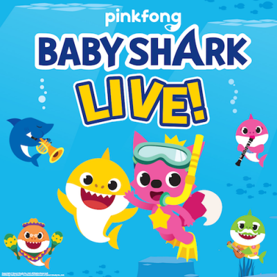 Baby Shark Live! – Kings Theatre (Brooklyn, NY)