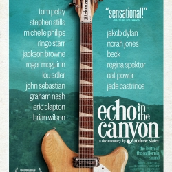 Regina Spektor & Jakob Dylan share new song off Echo In The Canyon soundtrack (5/24, BMG) ahead of Cinerama Dome opening, Kimmel + GRAMMY Museum performances