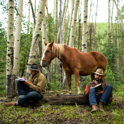 The GRAMMY Award-Winning Okee Dokee Brothers Set Their Passion For The Outdoors To Tune Of Americana