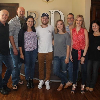 Big Yellow Dog Music Signs Connor James Thuotte