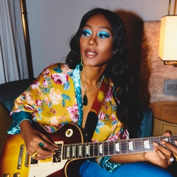 Priscilla Renea's Coloured Now Streaming via NPR First Listen