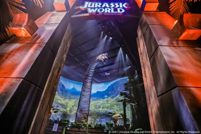 Tickets Are Now On Sale For Jurassic World: The Exhibition North American Tour Launching In North Texas On June 18, 2021