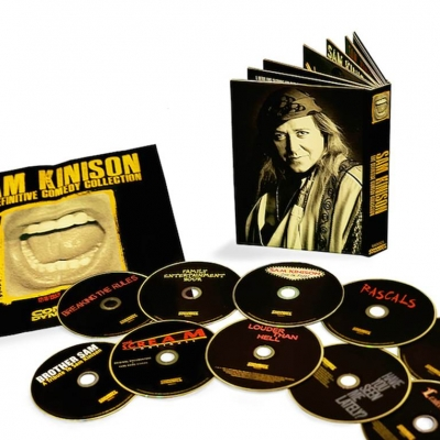 Comedy Dynamics To Release The Sam Kinison Definitive Comedy Collection