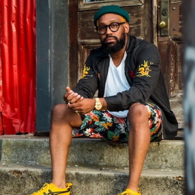PJ Morton – City Winery (NYC)