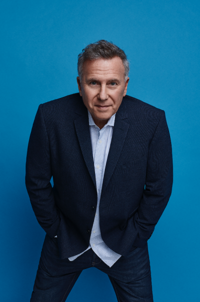 """Mad About You"" Paul Reiser Up Close And Personal Shares His Tales Of Love, Life, And The Funny Thin"