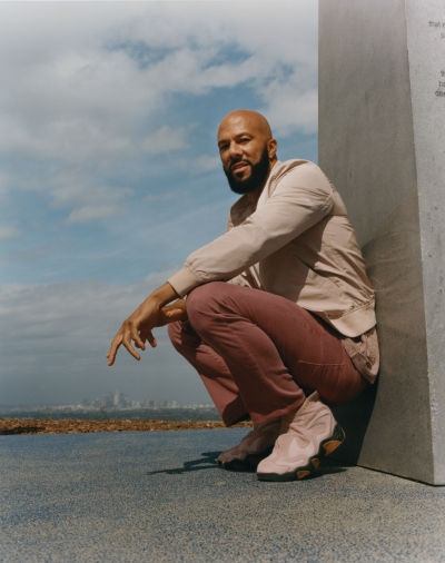 Common Lights Up The Studio In Good Morning Love | A Colors Show