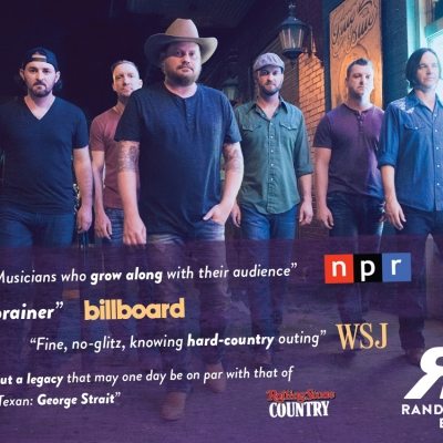 Randy Rogers Band Wraps 2016 With Sold Out West Coast Run