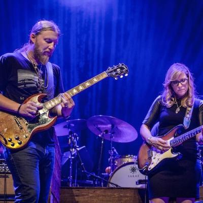 Tedeschi Trucks Band – The Orpheum Theatre (LA, CA)