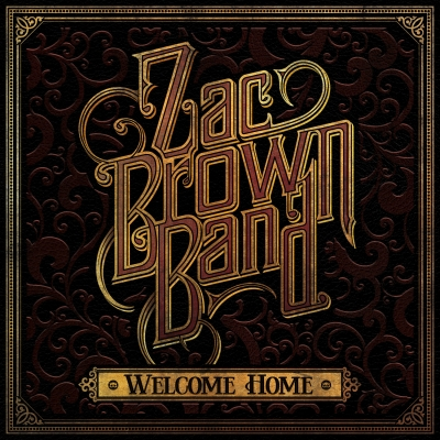 Zac Brown Band Announces New Album 'WELCOME HOME'
