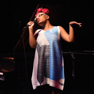 Cécile McLorin Salvant - Jazz At Lincoln Center Appel Room (NYC)